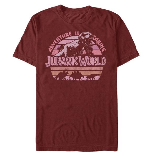 05045e60b8f Jurassic World Shirts | Nwt Jurrasic World Adventure Is Calling Tee ...